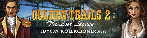 Golden Trails 2: The Lost Legacy. Edycja kolekcjonerska